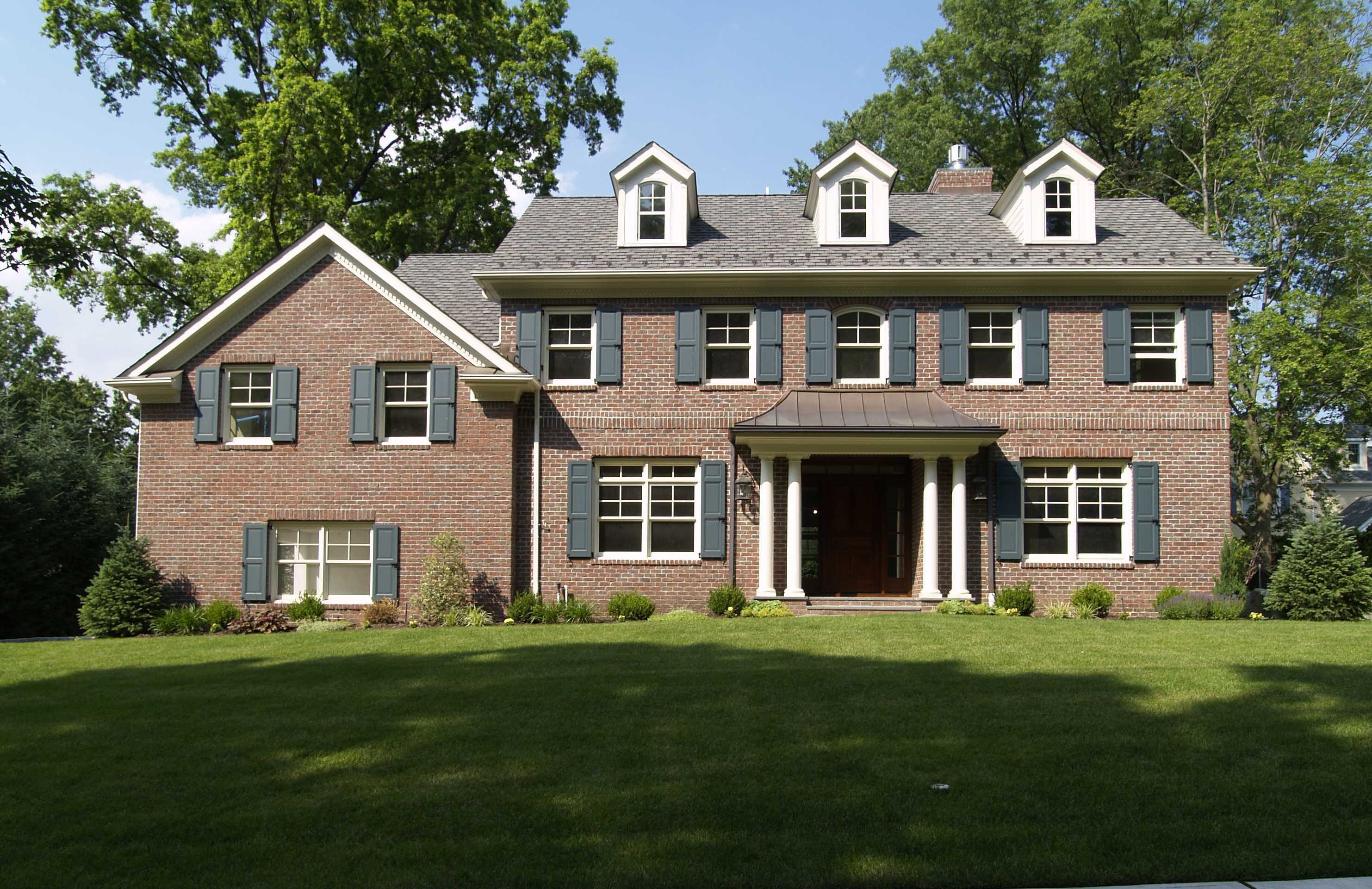 Elegant New Construction In Closter Nj Bergen County Homes